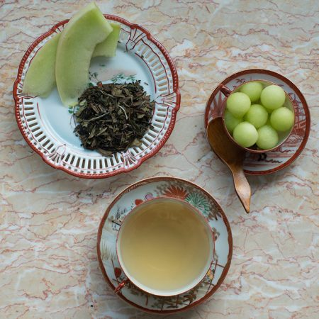 Shop Online - Certified Organic Melon White Tea - USDA Organic Bulk Tea - Available in Wholesale