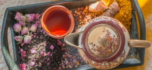 Certified Organic Spring Seasonal Teas