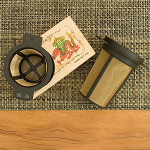 Shop steepers and infusers for loose leaf tea