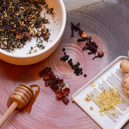 Organic Wellness Tea Blends