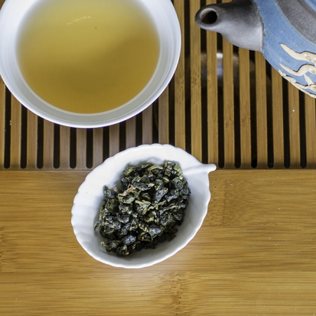 Buy Online - USDA Certified Organic High Mountain Oolong - Available in Bulk & Wholesale