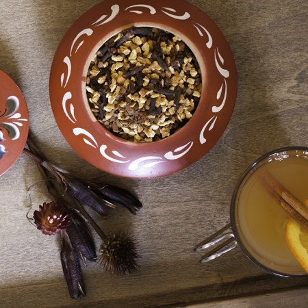 Buy Online - USDA Certified Organic Mulling Spice Blend. Make your own mulled cider or mulled wine with this organic blend of rganic Orange Peel, Organic Cinnamon, Organic Clove, Organic Nutmeg