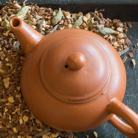 Buy Online - USDA Certified Organic Yoda Tea (organic chai base). Naturally Caffeine Free. Available in Bulk & Wholesale.