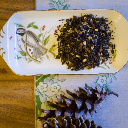 Organic Winterberry Spice Tea